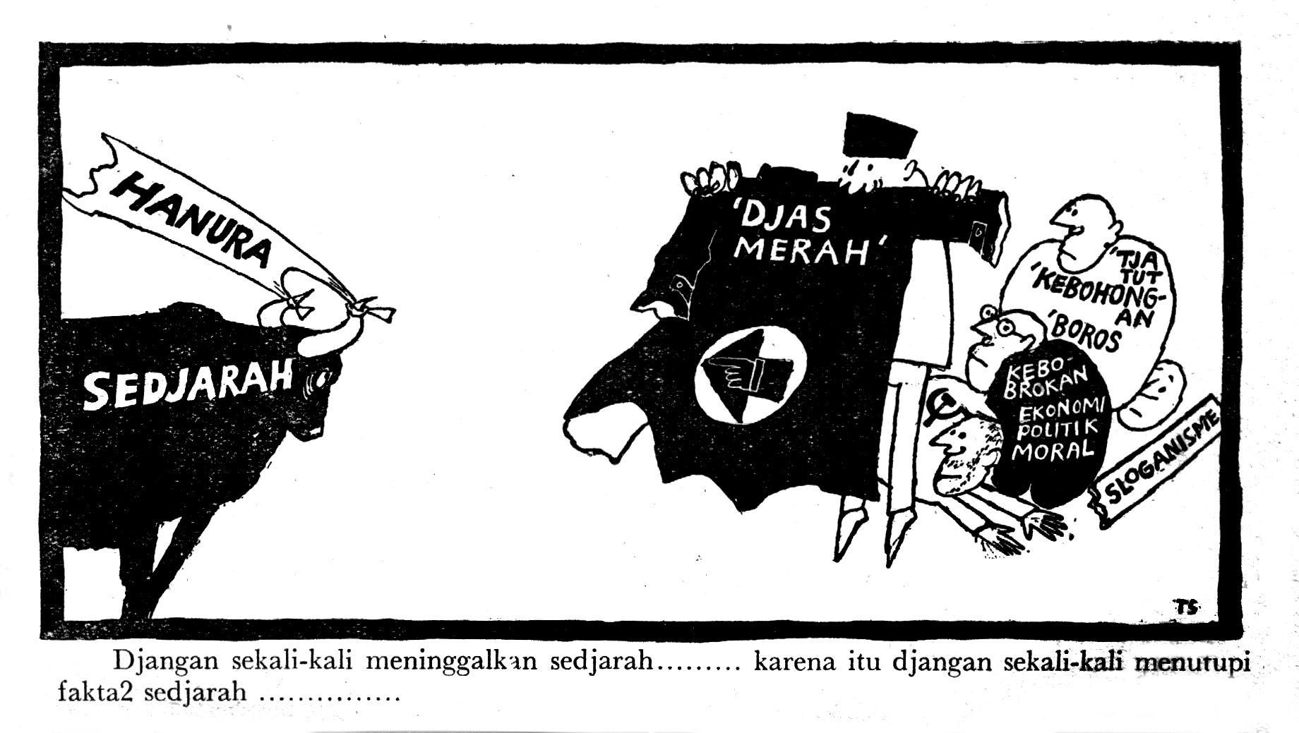 Mikul Dhuwur Mendhem Jero SOCIO POLITICA
