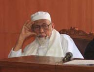 Abu Bakar Ba'asyir, Kisah 'Don Kisot' dari Ngruki (1)