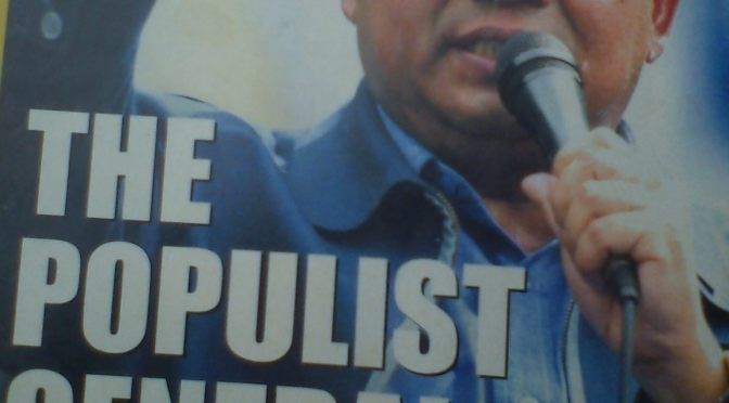 """Susilo Bambang Yudhoyono, """"Why Indonesians Think This Man Can Save Their Country"""""""