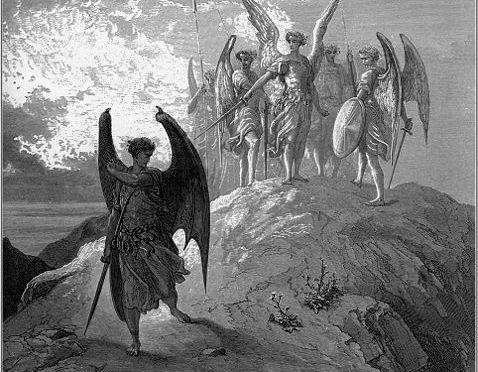 Kisah Manusia, Iblis dan Tuhan