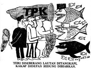 Kisah Korupsi Para Jenderal (1)