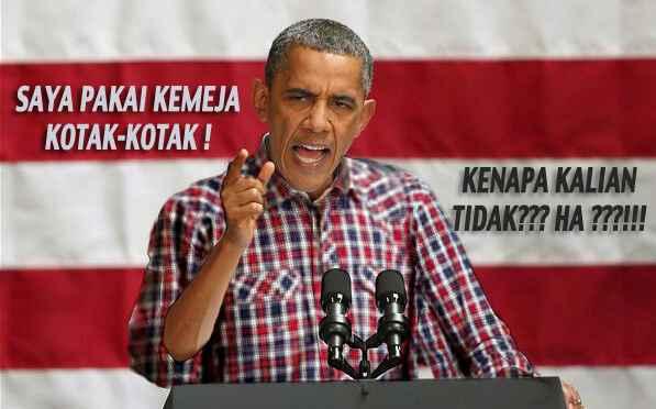 Kisah Baju Kotak-kotak, Jakarta 20 September 2012