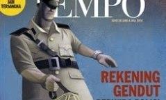 'Rekening Gendut': Antara Perwira Tinggi dan Bintara Tinggi