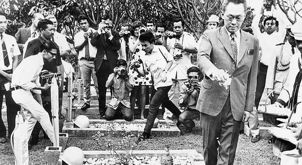Impian Lee Kuan Yew: Singapura, Israel di  Asia Tenggara
