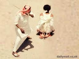 """HUKUM PANCUNG DI ARAB SAUDI. """"Penegakan hukum di negara kerajaan itu, seperti kita ketahui bersama, dinyatakan adalah berdasarkan hukum Islam. Tapi kita mungkin harus lebih percaya bahwa banyak bagian dari penegakan hukum di kerajaan itu lebih mengakar pada tradisi kultur gurun Arabia abad pertengahan."""""""