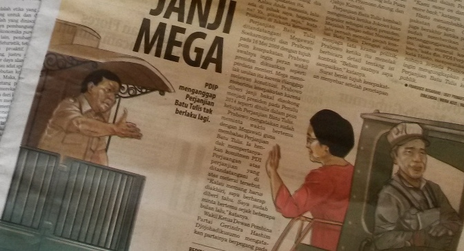 Kenegarawanan, Aborsi Politik Indonesia