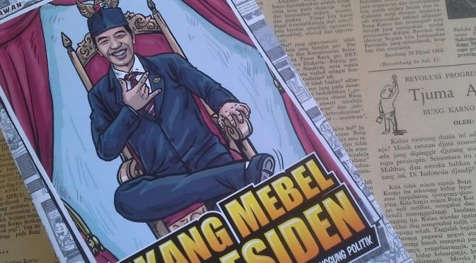 Mengejar 'Mandat Langit', Kisah Joko Widodo