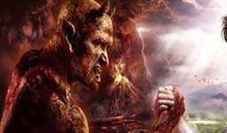Pasfoto Sang Iblis