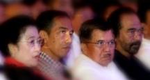 Empat Serangkai Mega-Jokowi-JK-Paloh copy