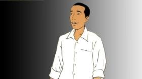 Jokowi Grayscale - Copy (2)