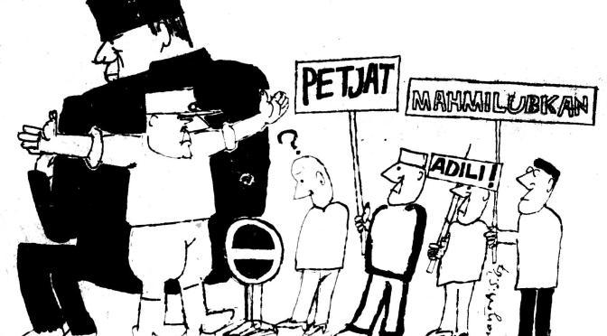"""Panjang Umur Korupsi"", Dari Masa Soekarno Hingga Jokowi"