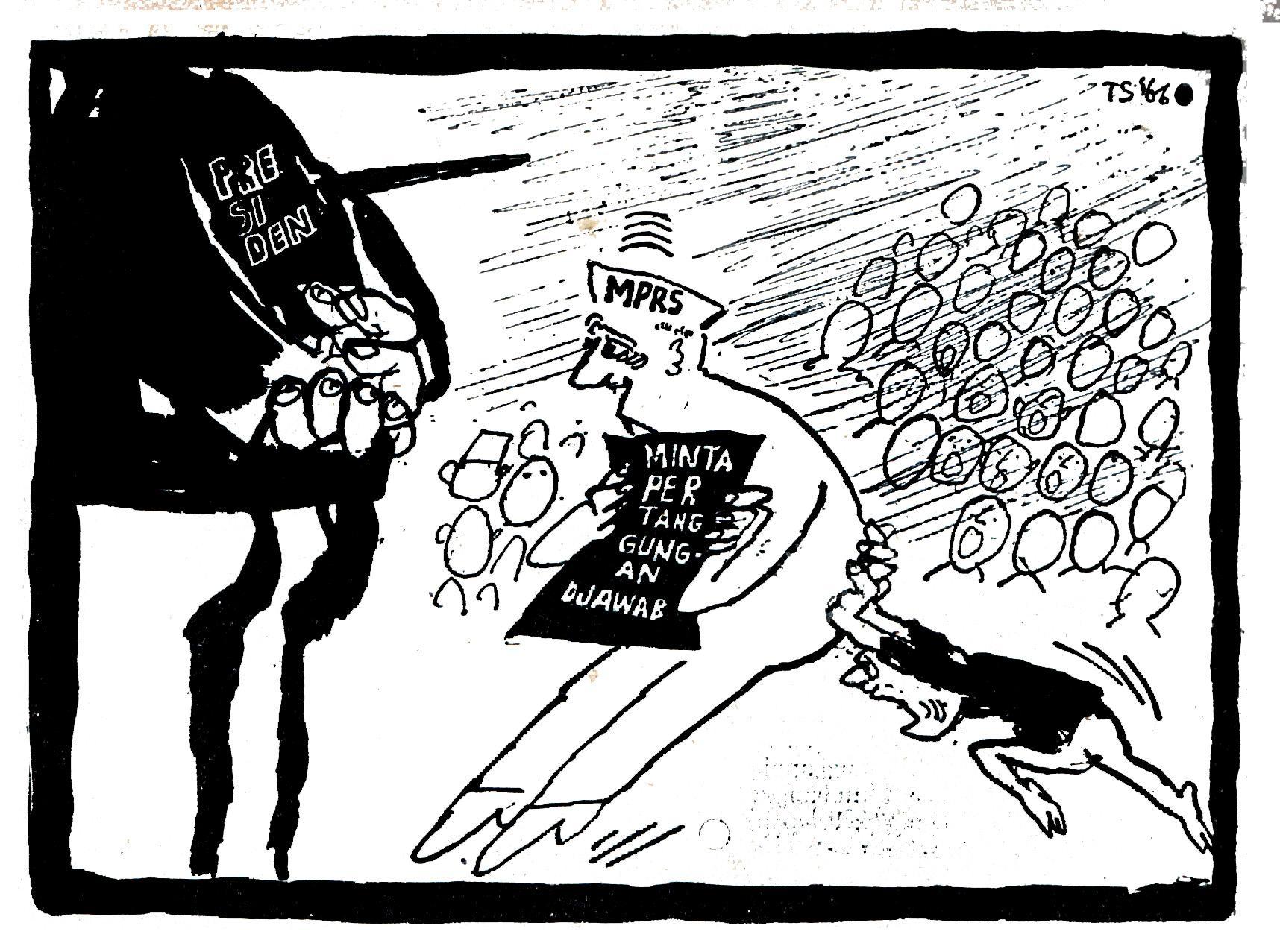 Dari Nawaksara Soekarno Ke Nawacita Jokowi SOCIO POLITICA