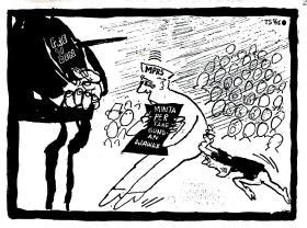 karikatur MPRS