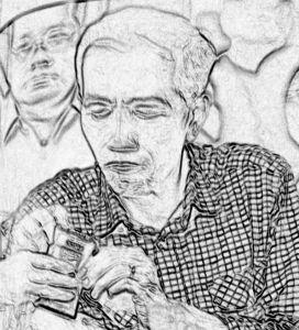 """PRESIDEN JOKO WIDODO. """" TATKALA tampil dalam kancah Pemilihan Presiden 2014 dan memenangkannya, Joko Widodo banyak meminjam dari Soekarno berbagai idiom yang telah berusia setengah abad. Mulai dari terminologi revolusi sampai Trisakti."""""""