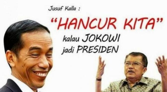Presiden Jokowi, Dari Kritik Hingga 'Penghinaan'