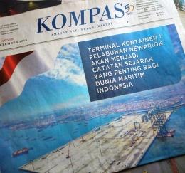 'Kandas' di Gerbang Poros Maritim TanjungPriok