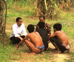 Joko Widodo-Jusuf Kalla, Dalam Disorganisasi dan AbsensiNegara