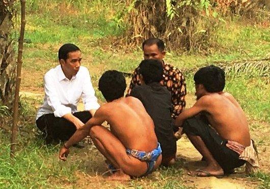 Joko Widodo-Jusuf Kalla, Dalam Disorganisasi dan Absensi Negara