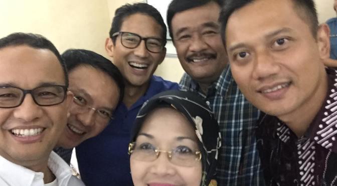 Faktor SARA dalam Pilkada Jakarta