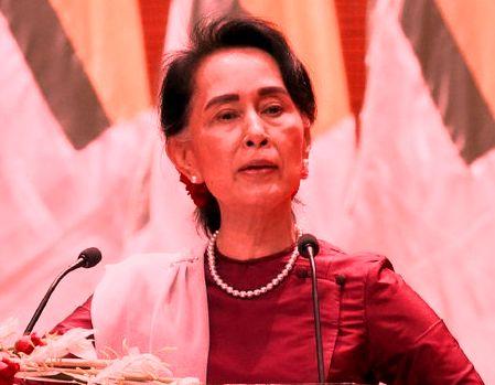 Laporan PBB: Genosida dan Perkosaan Perempuan Negeri Suu Kyi