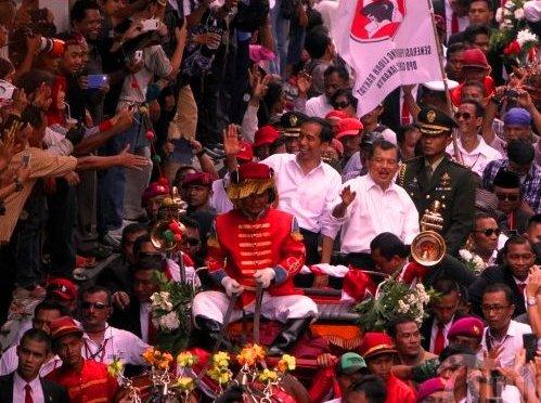 4 Tahun Tertawa dan Menangis  Bersama Presiden Joko Widodo (1)