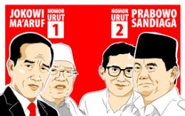 Kebencian dan Permusuhan di Dua KutubPolitik