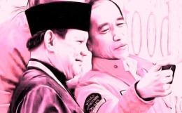 Antara Jokowi dan Prabowo: Sikap Otoriter versus SikapEkstrim?