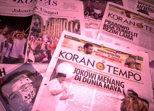 Jalan Mundur Pers Indonesia ke Masa Soekarno