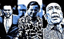 Tiga Jenderal dan Seorang Presiden Dalam Pergulatan Kekuasaan2019