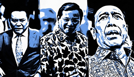 Tiga Jenderal dan Seorang Presiden Dalam Pergulatan Kekuasaan 2019