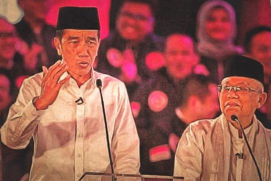 Konstitusi dan Praktek Politik-Kekuasaan Indonesia