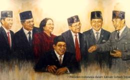 74 Tahun Tertawa dan Menangis Bersama 7 Presiden(1)