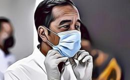 Presiden Joko Widodo dan Ujian VirusCorona