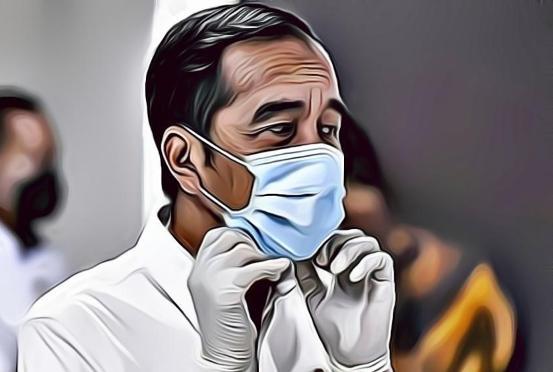Presiden Joko Widodo dan Ujian Virus Corona