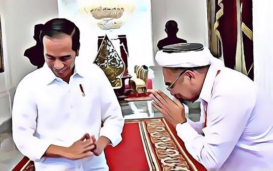Presiden Joko Widodo Di Ambang Pintu Kegagalan